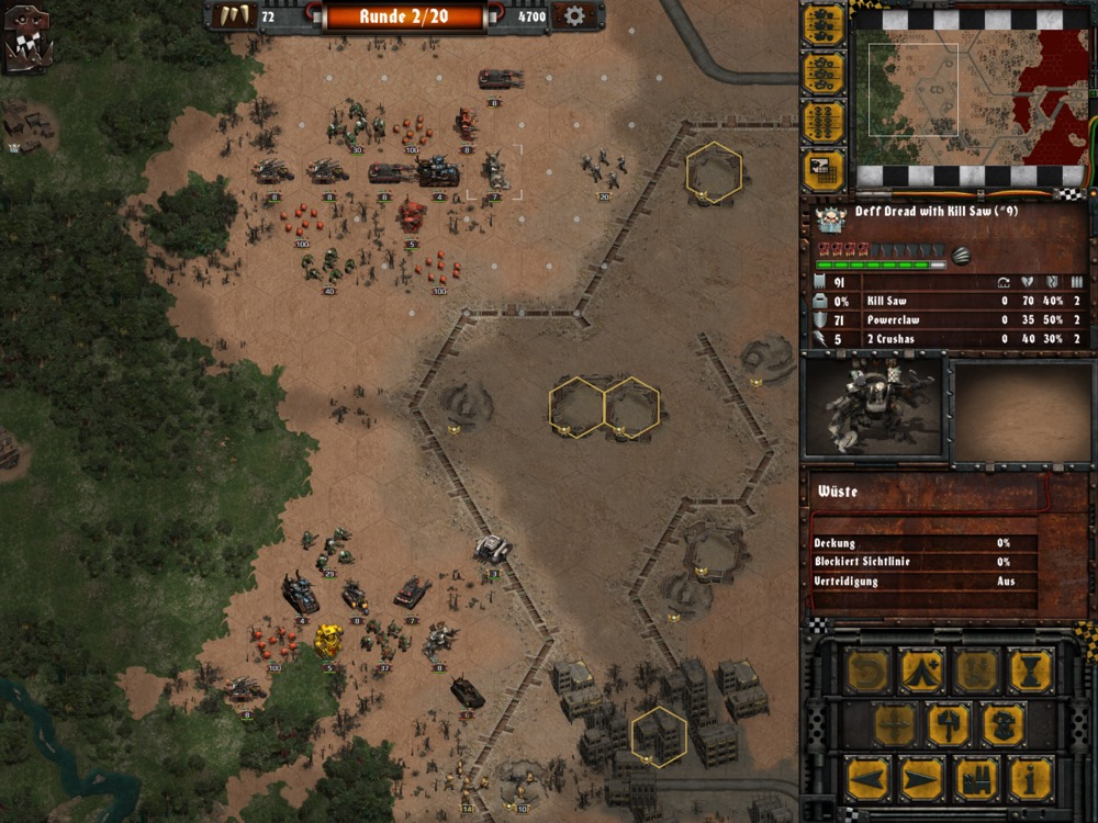 Warhammer 40000 Armageddon Da Orks 1