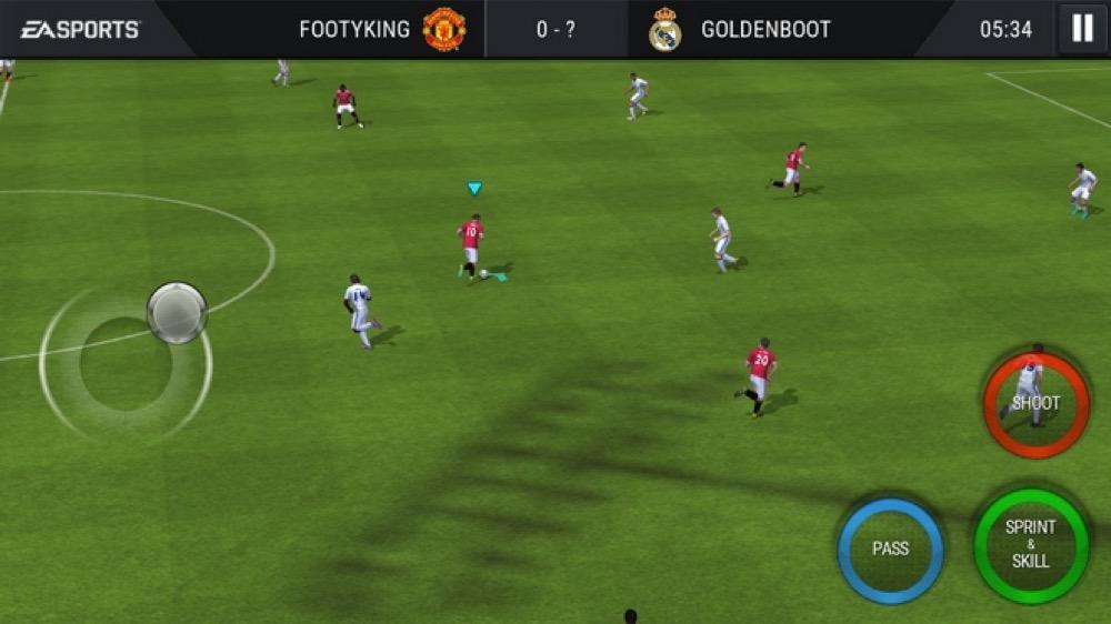FIFA Mobile 2