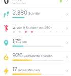 Fitbit Alta App 2