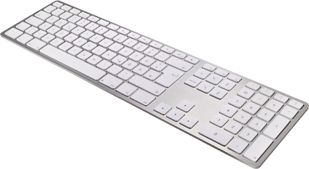 Matias Wireless Aluminium Keyboard 2