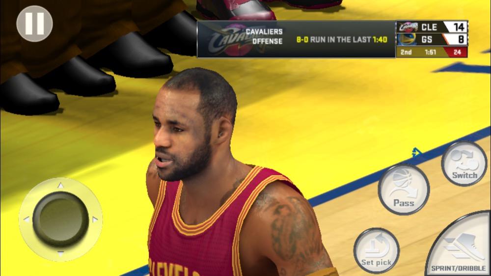 NBA 2K17 3