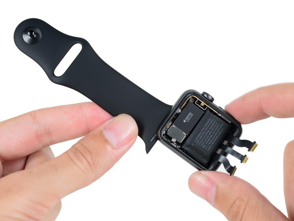 apple watch 2 teardown