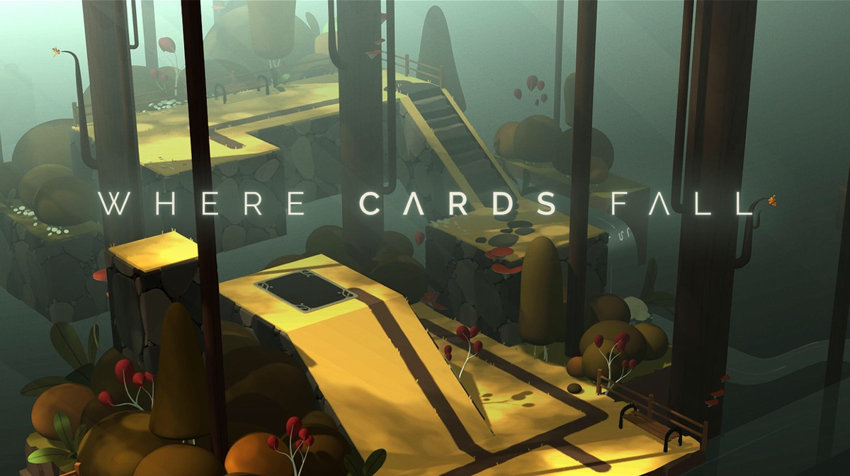 where the cards fall