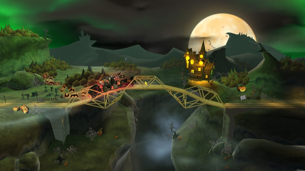Bridge Constructor Halloween