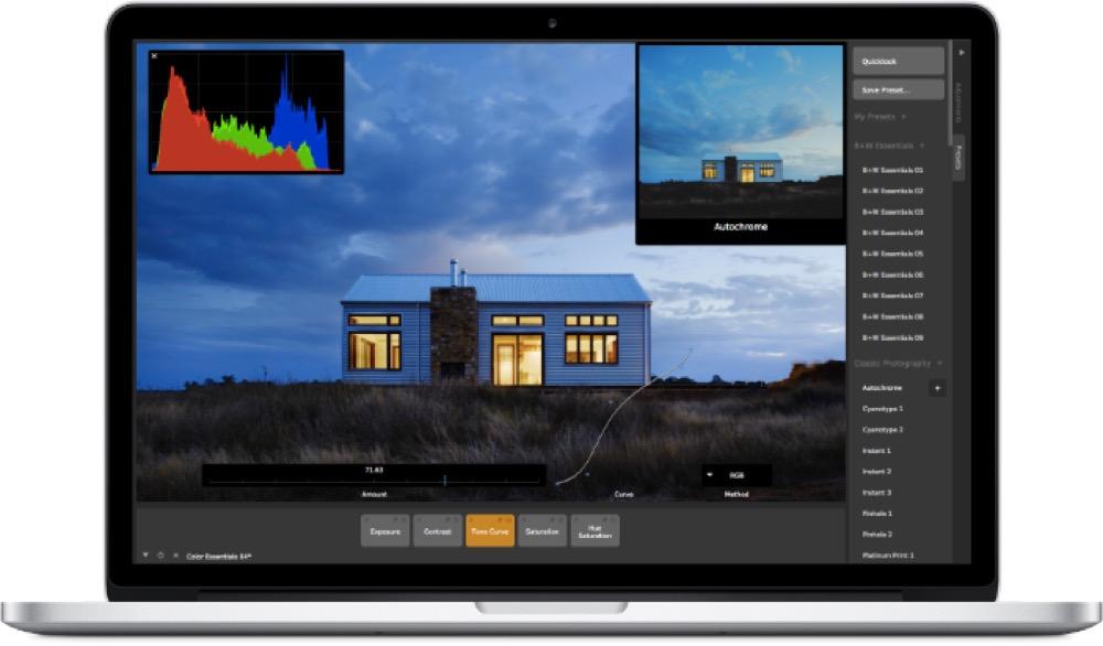 CameraBag 3 Mac