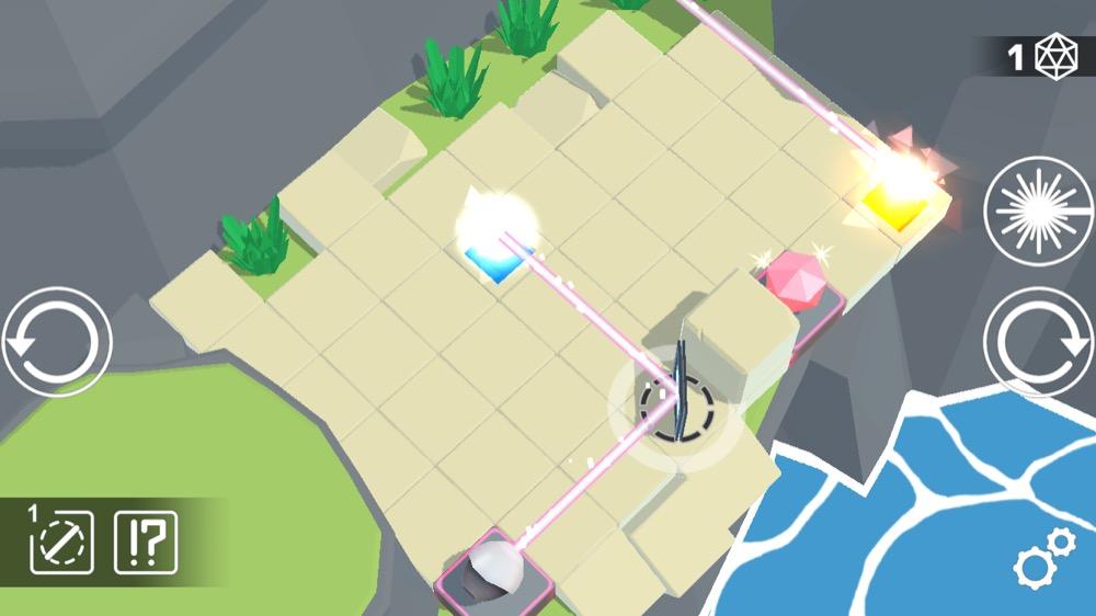 Laserix Puzzle Islands 1