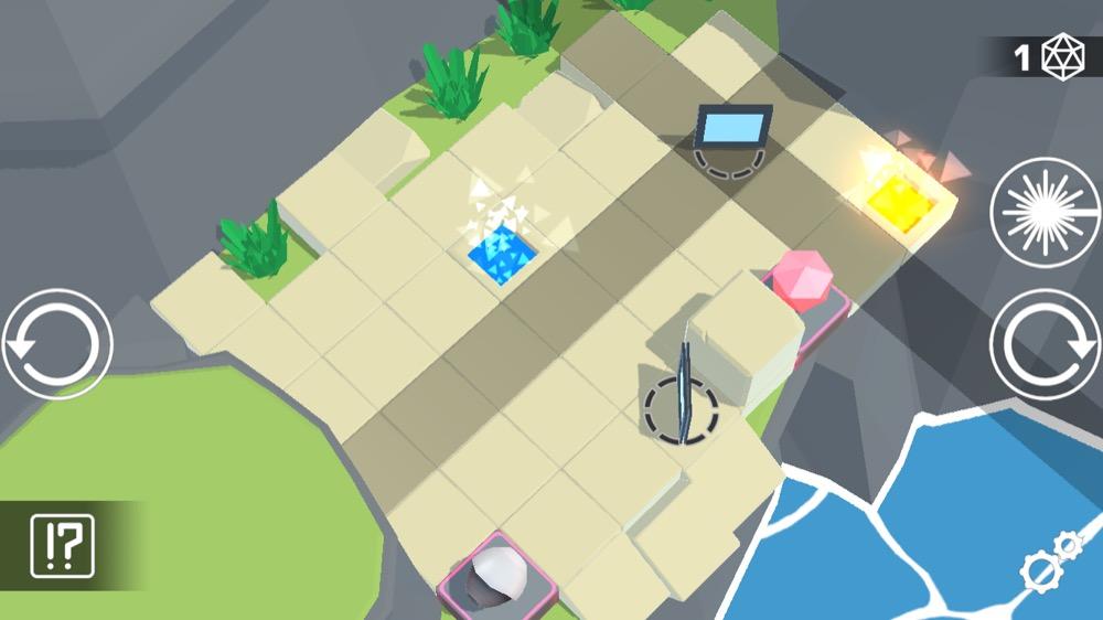 Laserix Puzzle Islands 2