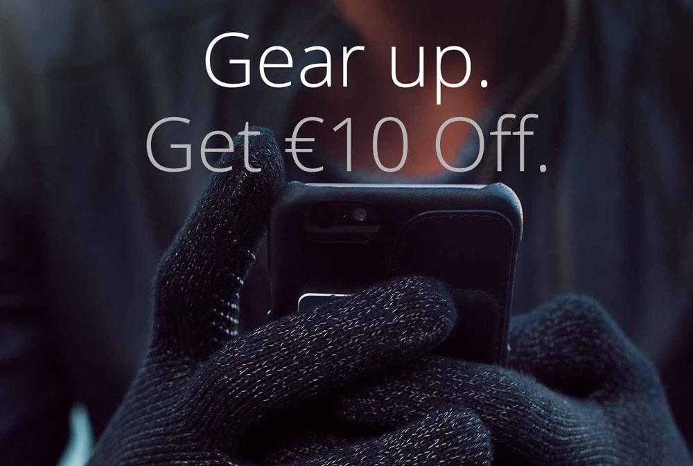 Mujjo Touchscreen Gloves Sale