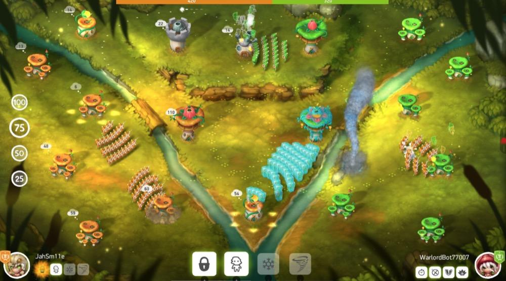 Mushroom Wars 2 2