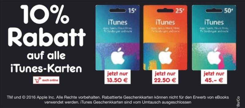 iTunes Netto