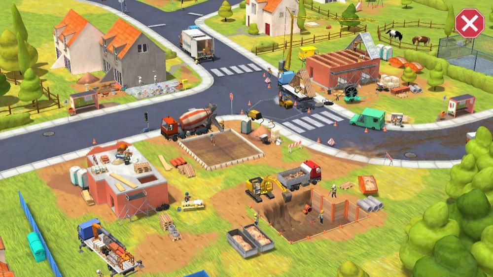 Kleine Bauarbeiter 1