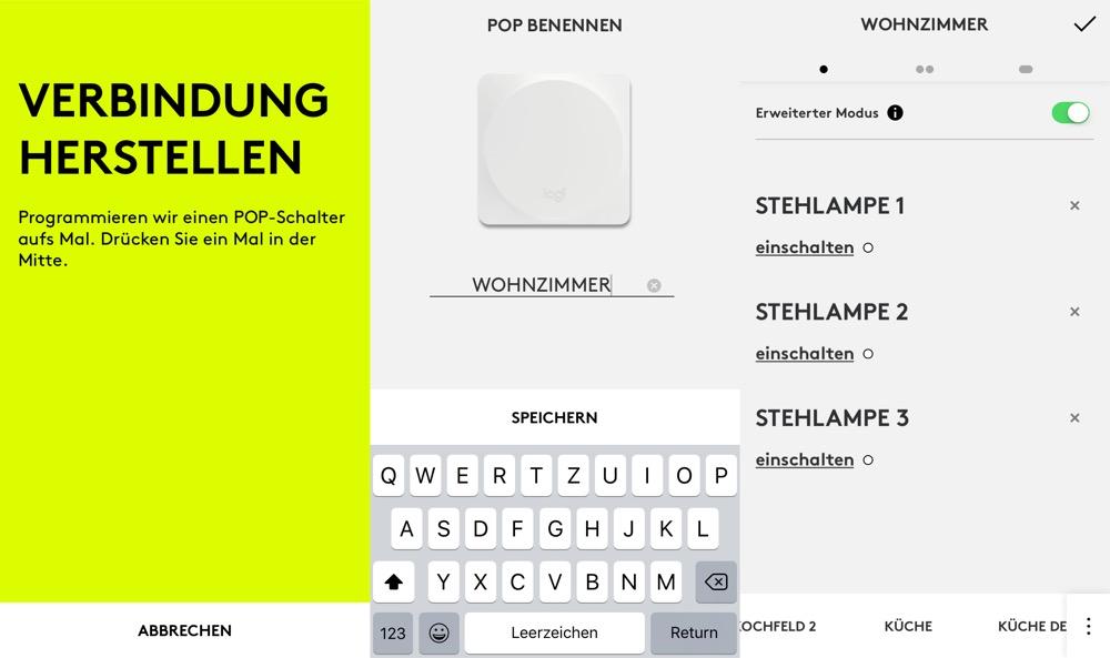 Logitech Pop App