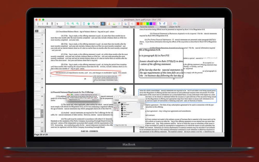PDF Editor Pro Mac