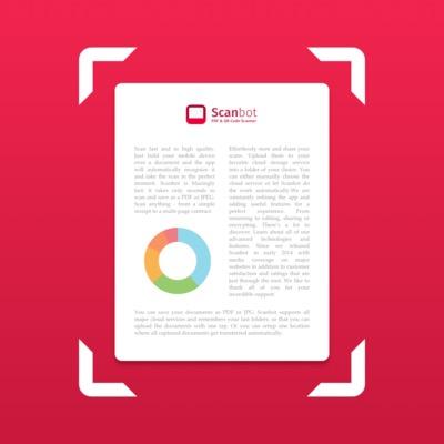 Scanbot Beliebte Scanner App Erhält Update Mit Ios 12 Features
