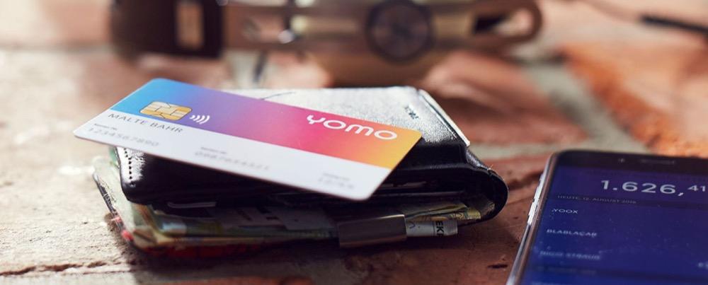 Yomo Card