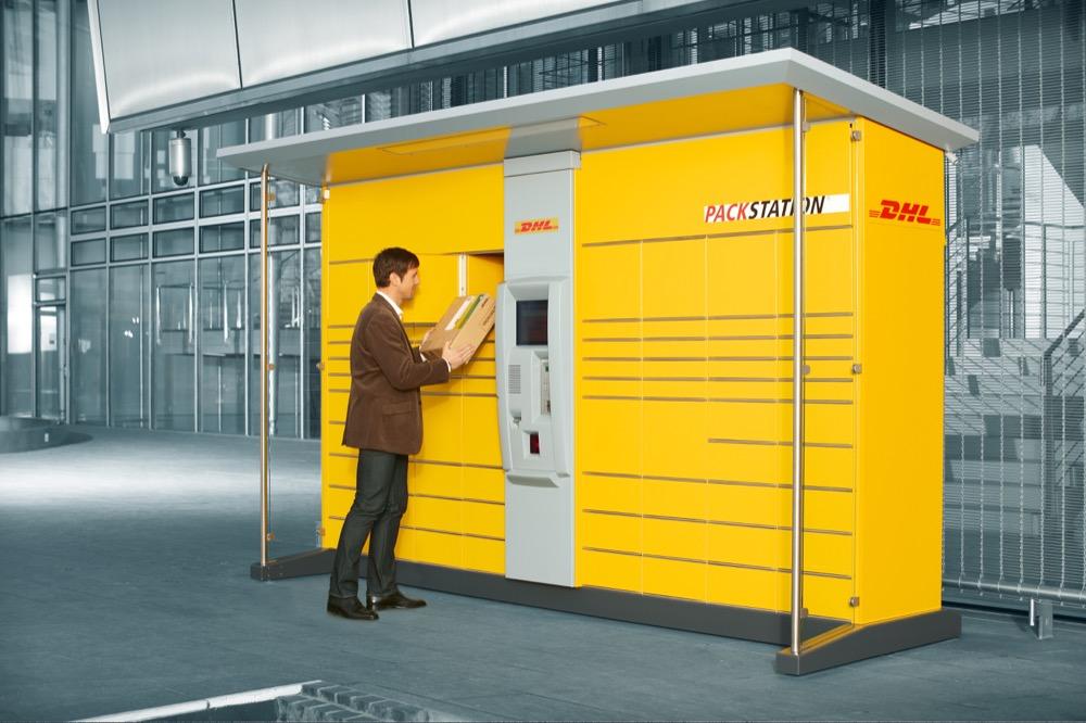 DHL Packstation Service