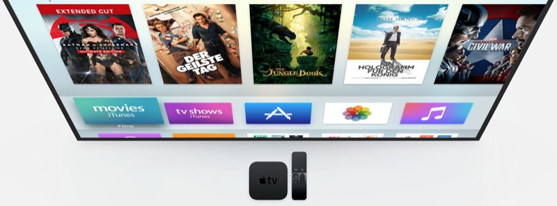 Apple TV 4th Gen