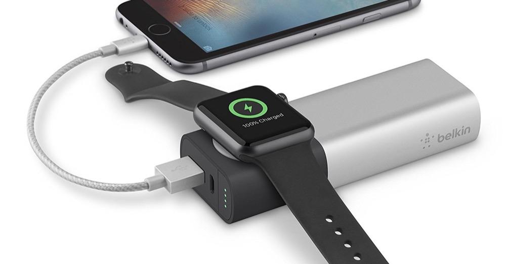 Belkin Valet Charger Apple Watch 2