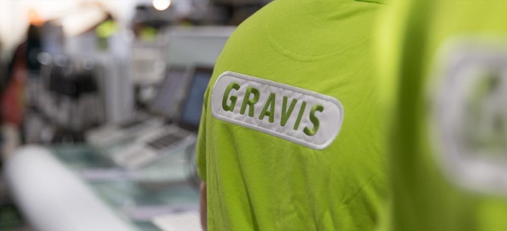 Gravis Banner