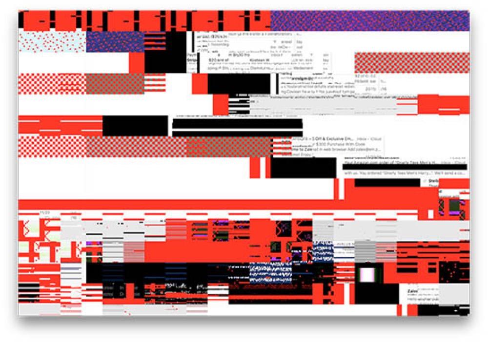 MacBook Pro 2016 Grafikfehler