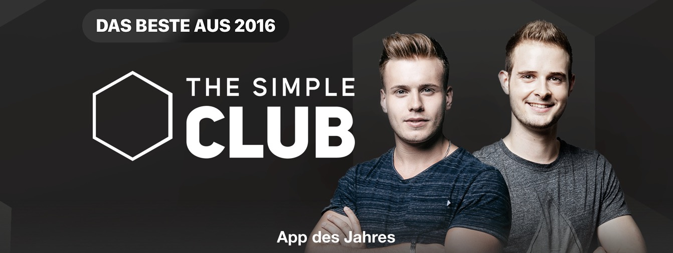 TheSimpleClub Banner