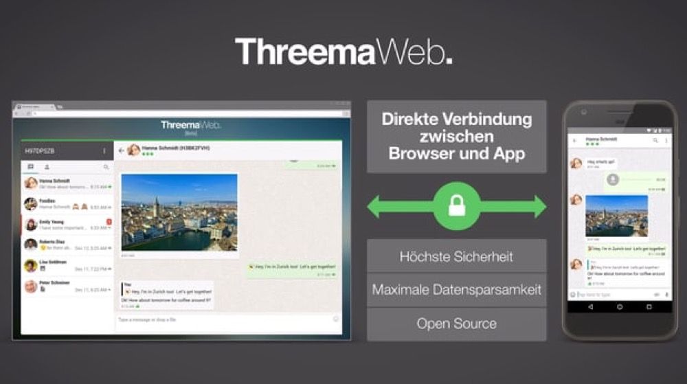 Threema Web Client
