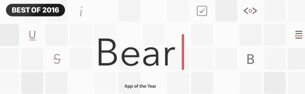 bear best of