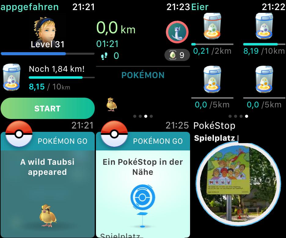 Pokemon go im hintergrund laufen lassen ios