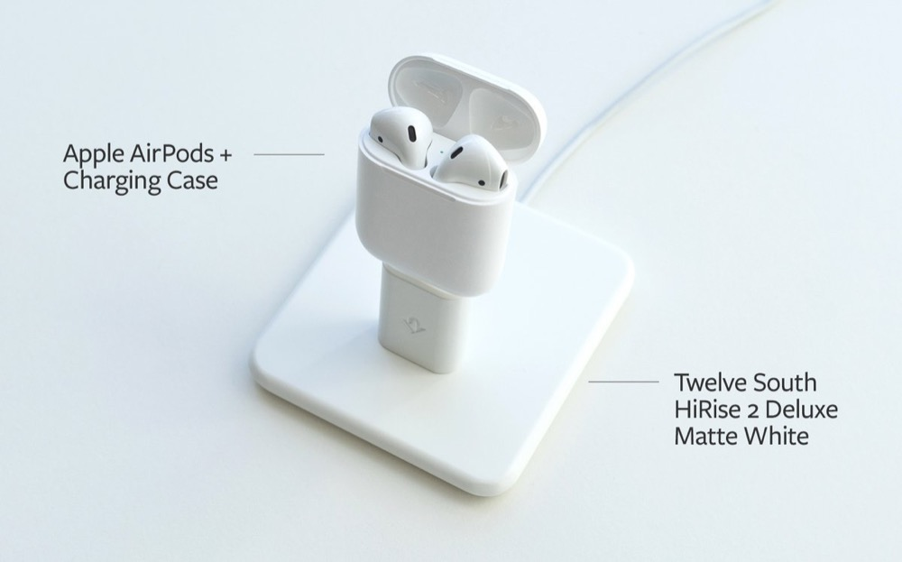 AirPods Charging