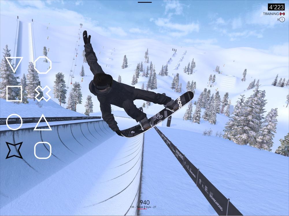 Just Snowboarding 2