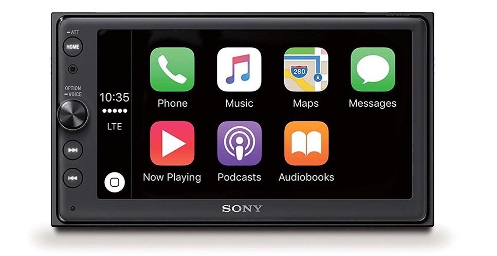Sony Autoradio