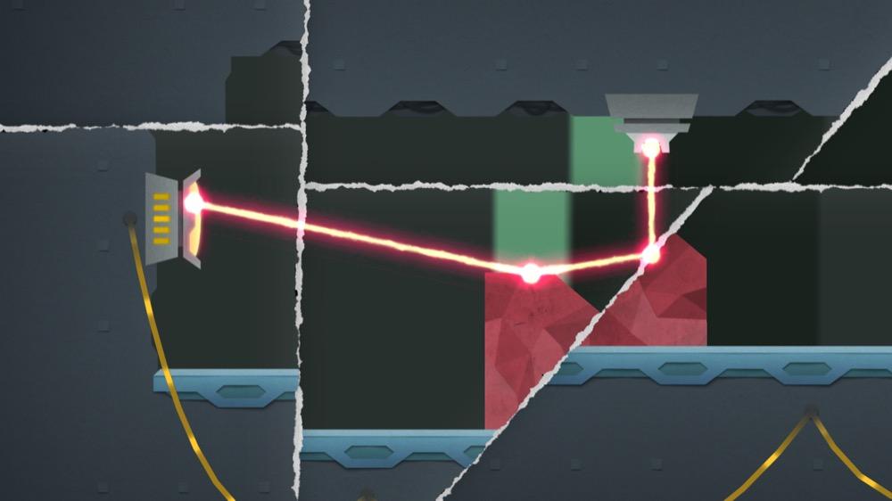 Splitter Critters laser