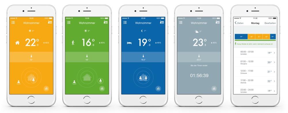 Tado iOS App