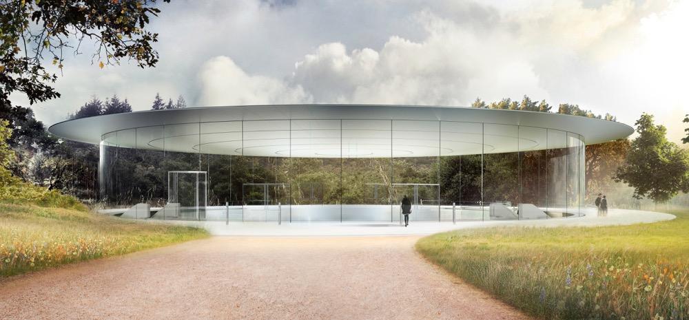 Apple Park 2 Steve Jobs Theater