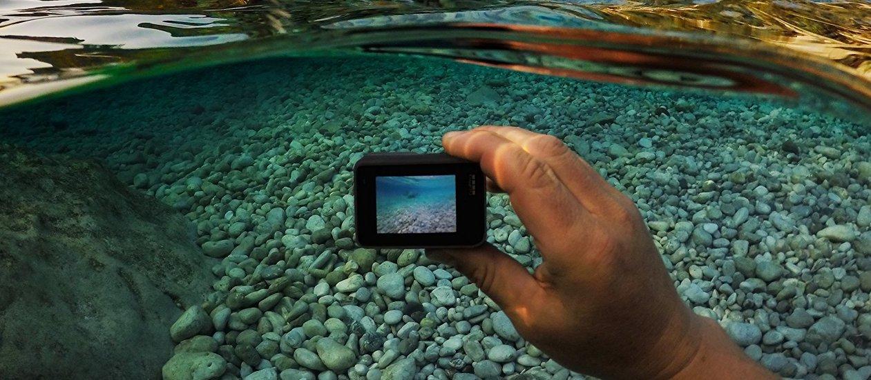 GoPro Hero 5 Black Unterwasser