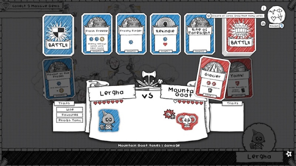 Guild of Dungeoneering Ice Cream Headaches 2