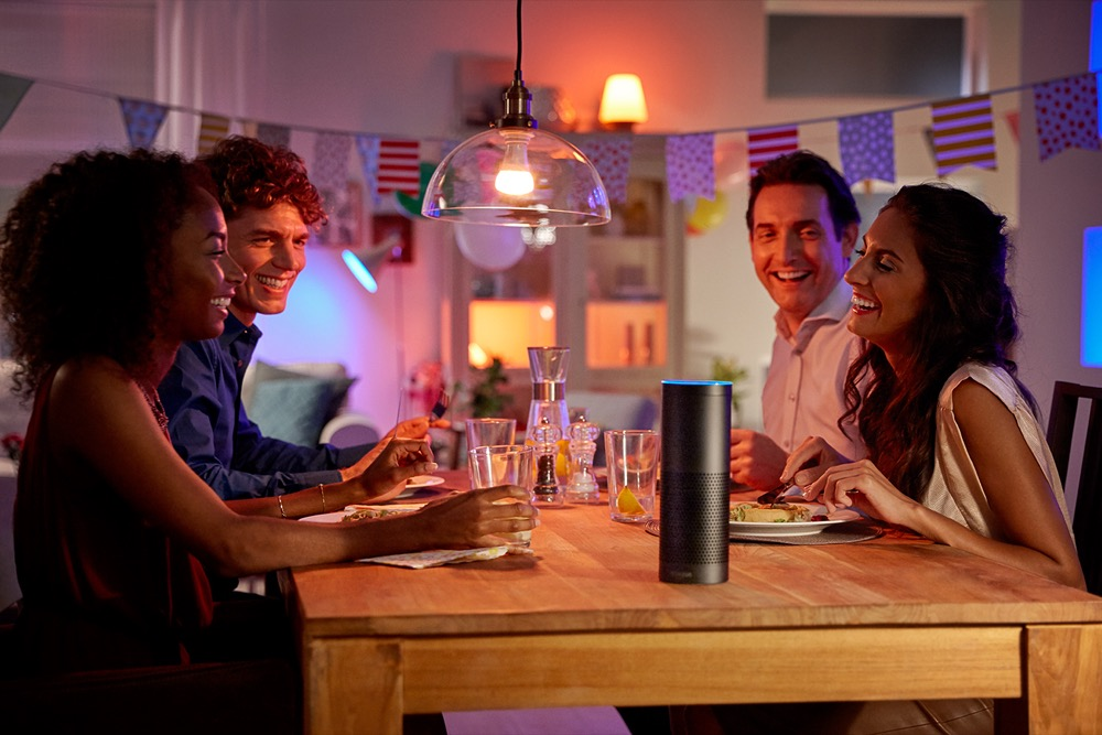 Philips Hue Amazon Echo Alexa