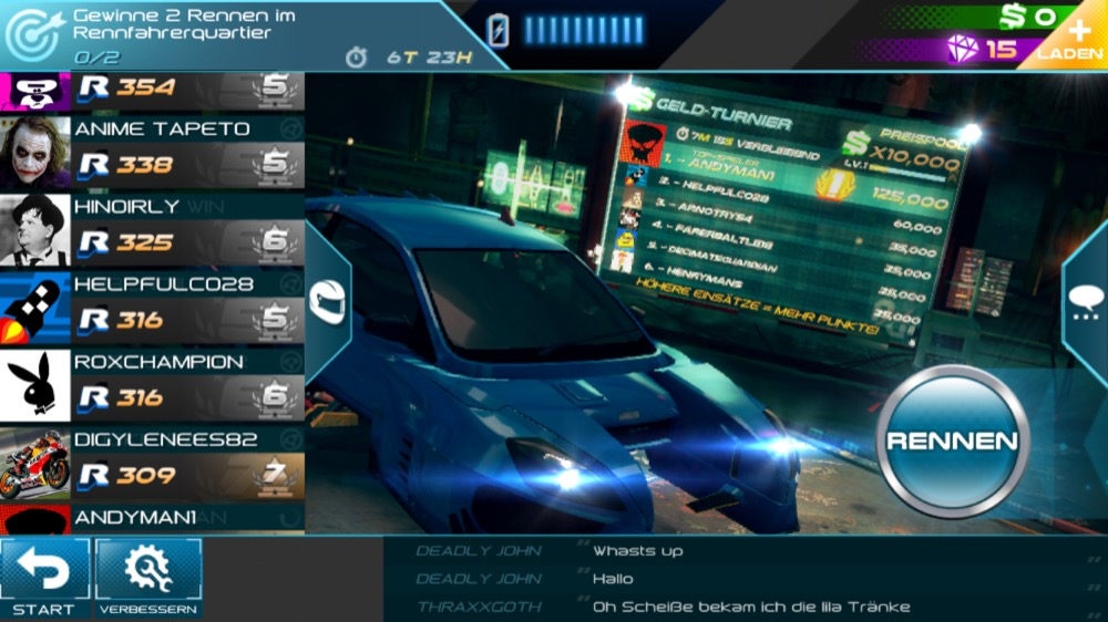 Rival Gears Racing 2