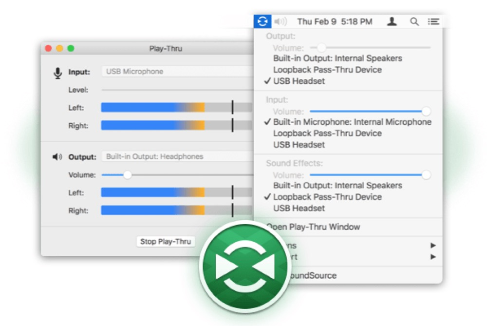 SoundSource Mac