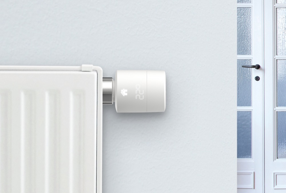 Tado Heizkoerper Thermostat