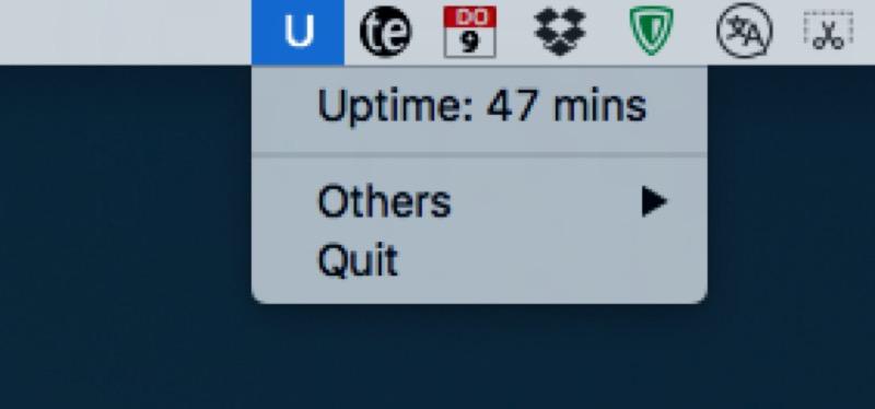 Uptime Mac