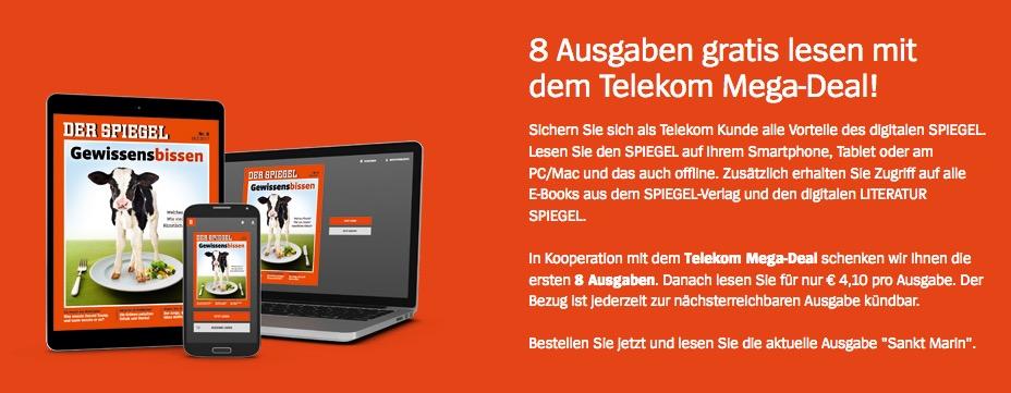 telekom spiegel deal