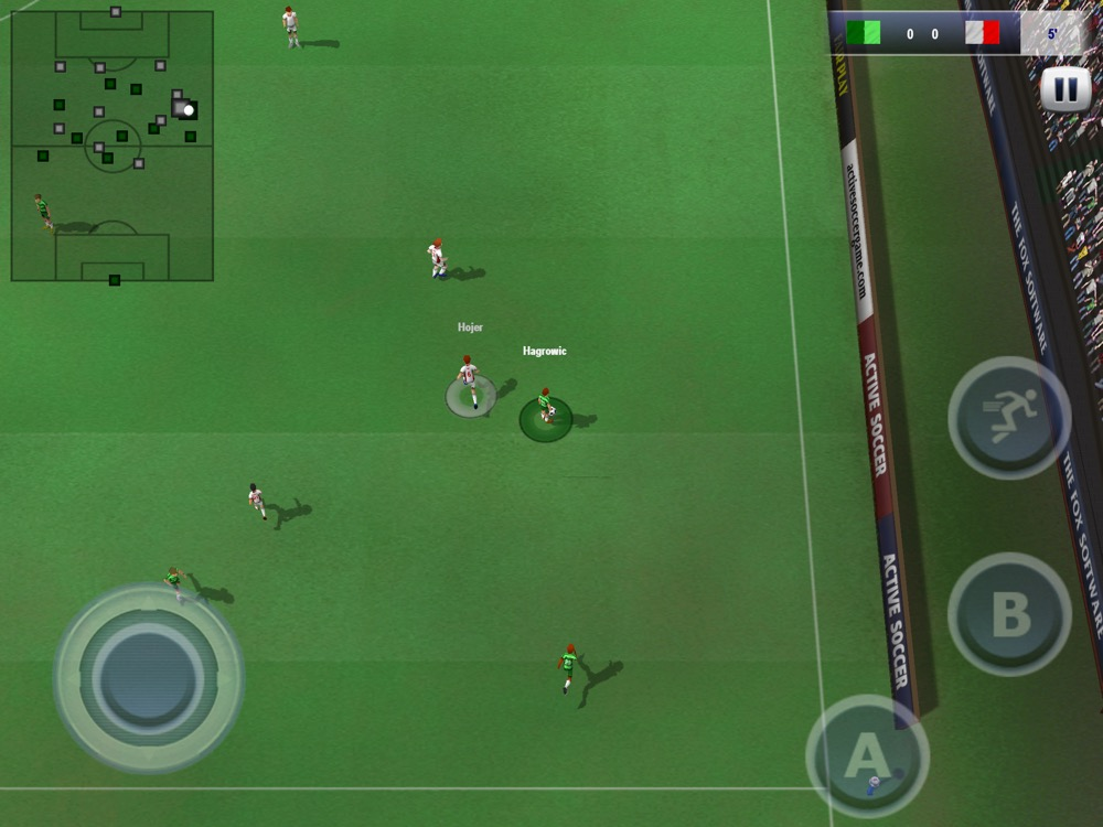 Active Soccer 2 DX 1