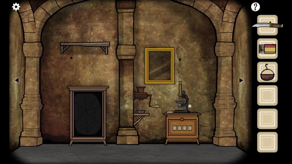Cube Escape - The Cave game