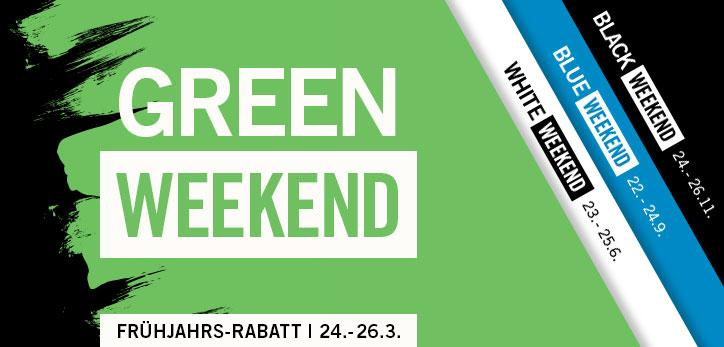 Cyberport Green Weekend