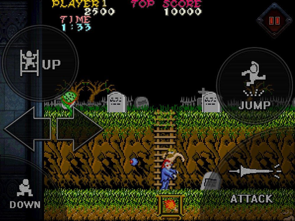 Ghosts n Goblins Mobile