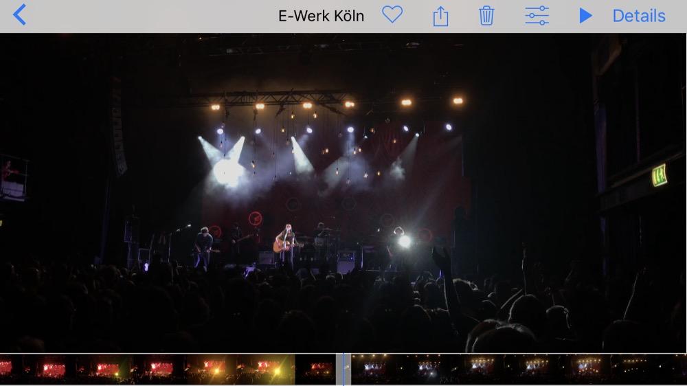 Konzert E-Werk