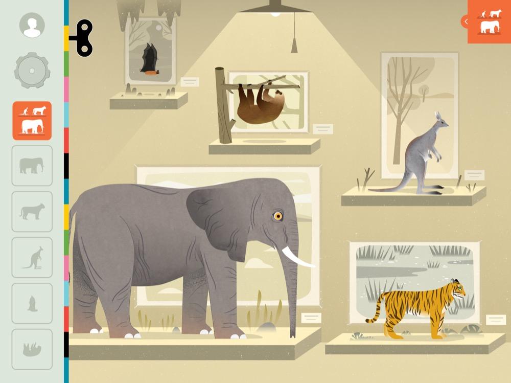 Mammals by Tinybop 1