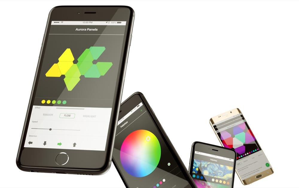Nanoleaf Aurora App
