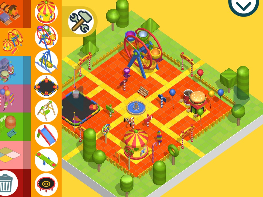Pango Build Park 2